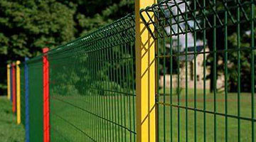 roll top fence panels