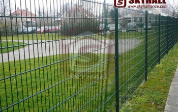 Double Wire Security Fence